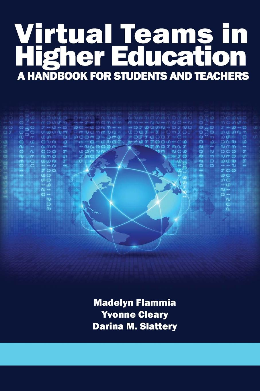 Virtual Teams in Higher Education. A Handbook for Students and Teachers merry team 2 students book