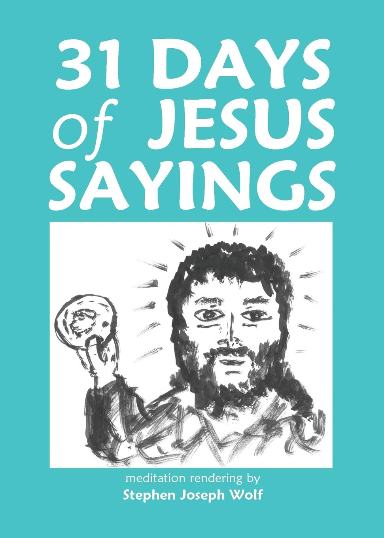 31 Days of Jesus Sayings