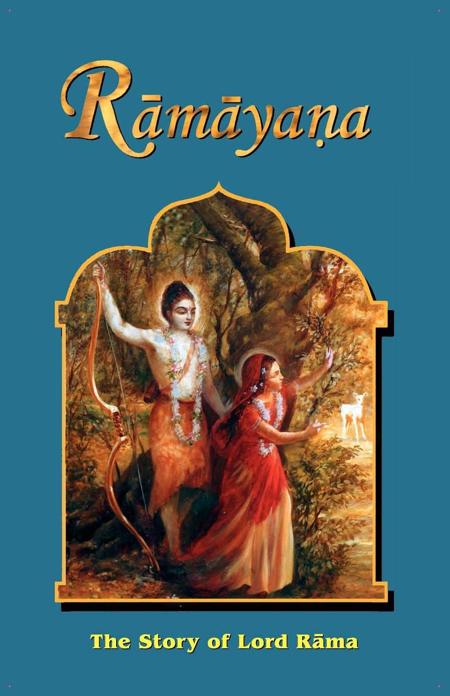 купить Valmiki Muni Ramayana - The Story of Lord Rama по цене 1402 рублей