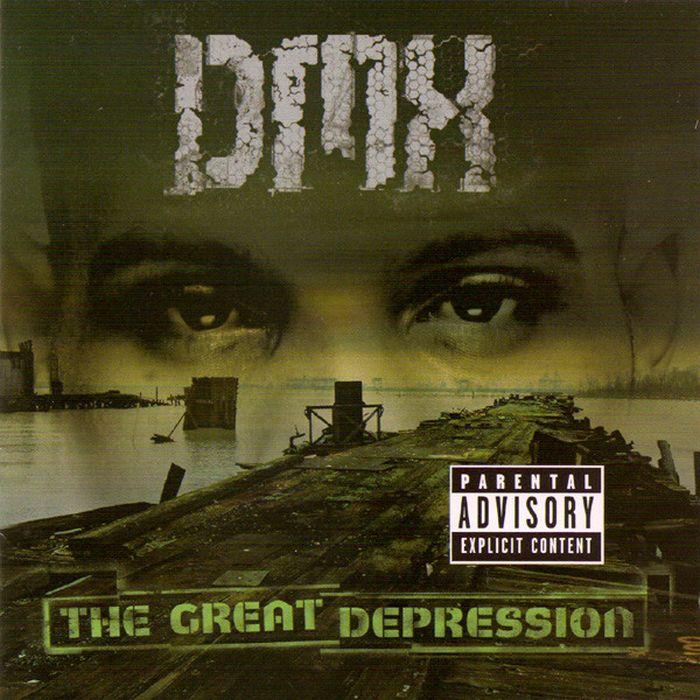 Фото - DMX. The Great Depression (Explicit) dmx5p5ft dmx cable 1