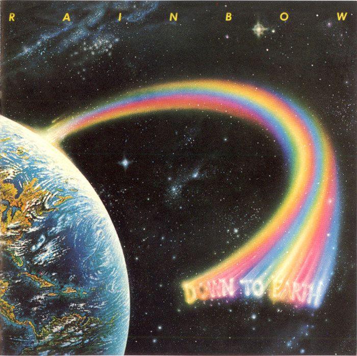 Rainbow. Down To Earth цена и фото