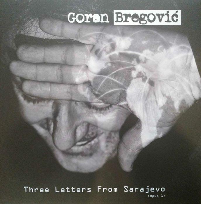 Горан Брегович Goran Bregovic. Three Letters From Sarajevo. Opus 1 (LP) goran bregovic music for films