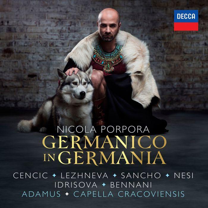 Николя Антонио Порпора Nicola Porpora. Germanico in Germania (3 CD)
