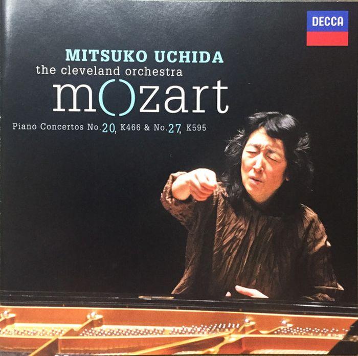 Мицуко Ючида Mozart. Piano Concertos Nos. 20 & 27 мицуко ючида schumann carnival kreisleriana