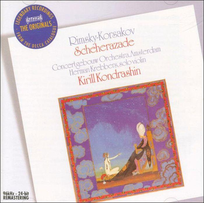 Rimsky-Korsakov. Scheherazade