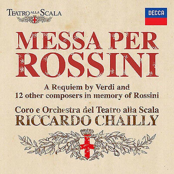 Riccardo Chailly. Messa Per Rossini (2 CD) цена и фото