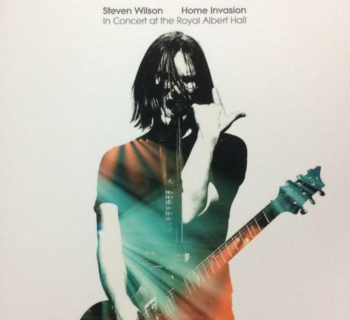 Steven Wilson. In Concert At The Royal Albert Hall (CD+DVD) steven wilson steven wilson home invasion in concert at the royal albert hall 5 lp