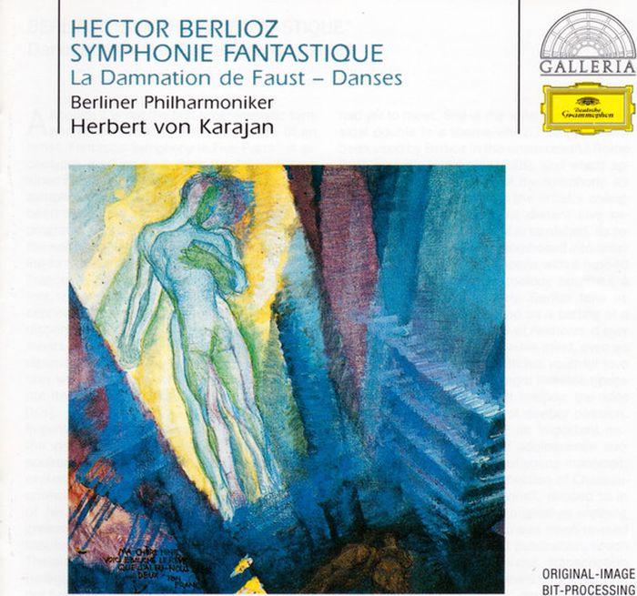 Herbert von Karajan. Berlioz: Symphonie fantastique Op.14; La Damnation suddeutsche philharmonie альберто лиццио berlioz symphonie phantastique op 14