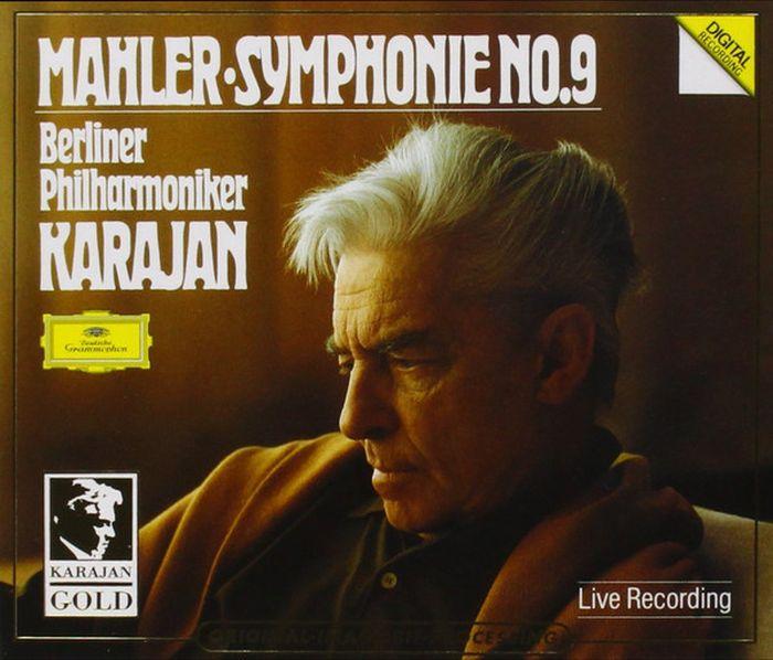 Herbert von Karajan. Mahler: Symphony No.9 (2 CD) herbert von karajan beethoven symphony no 9 overture