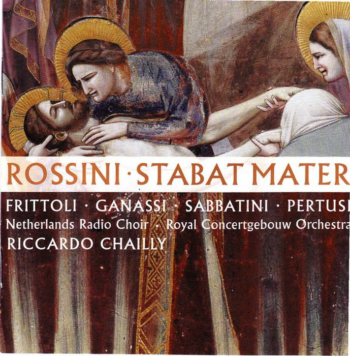 CONCERTGEBOUW.CHAILL. ROSSINI: STABAT MATER все цены