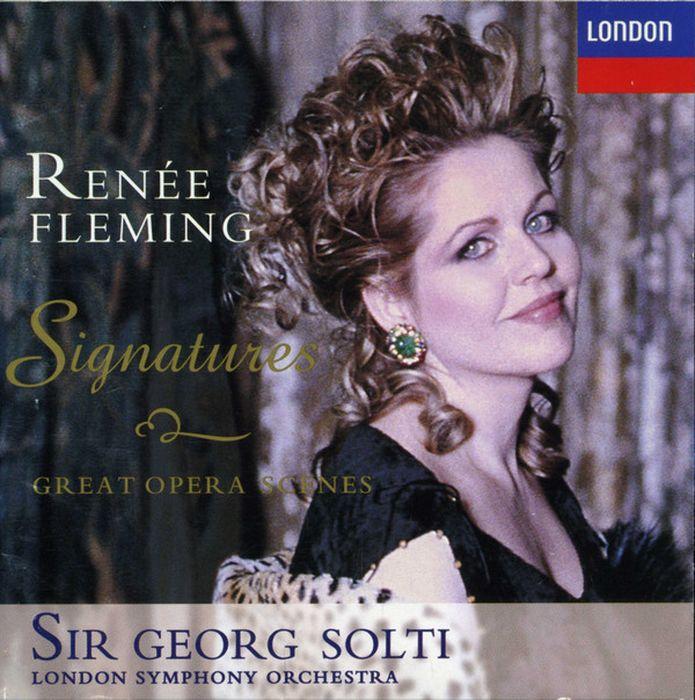 Renee Fleming. Great Opera Scenes