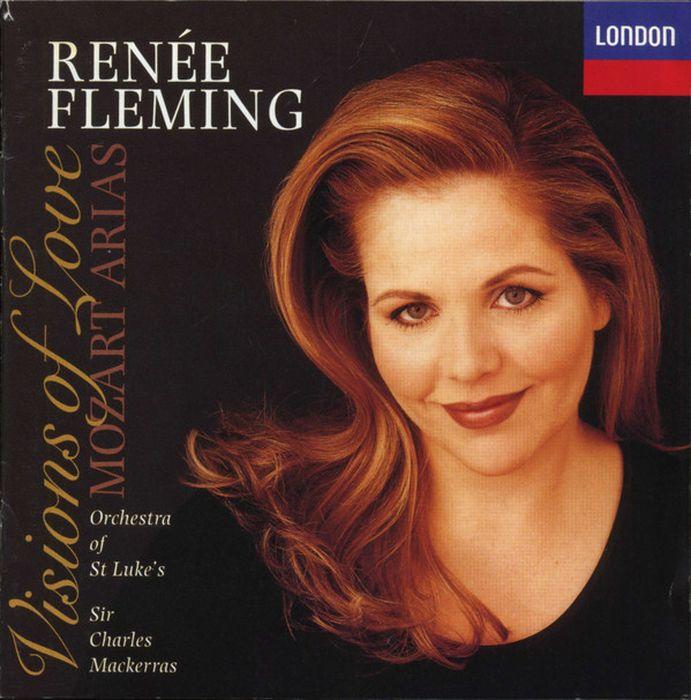 Renee Fleming. Mozart Arias миа перссон miah persson mozart opera and concert arias sacd