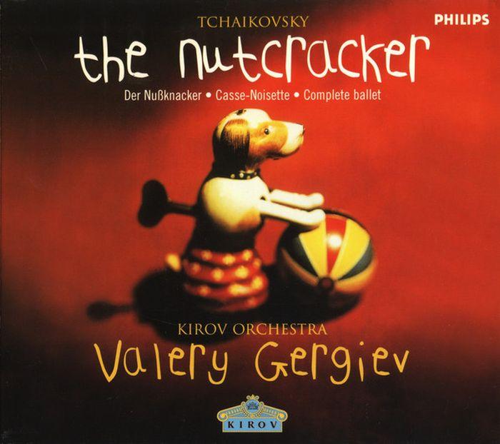Valery Gergiev. Tchaikovsky. The Nutcracker tchaikovsky valery gergiev eugene onegin blu ray