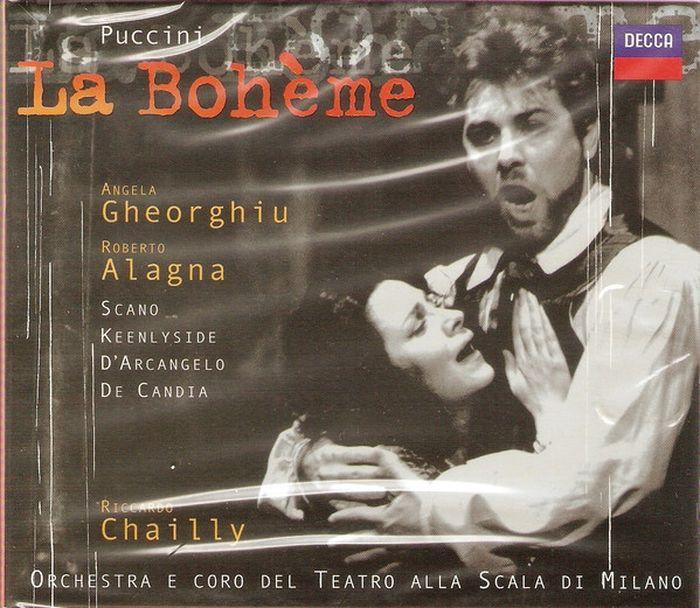 Riccardo Chailly. Puccini. La Boheme (2 CD)