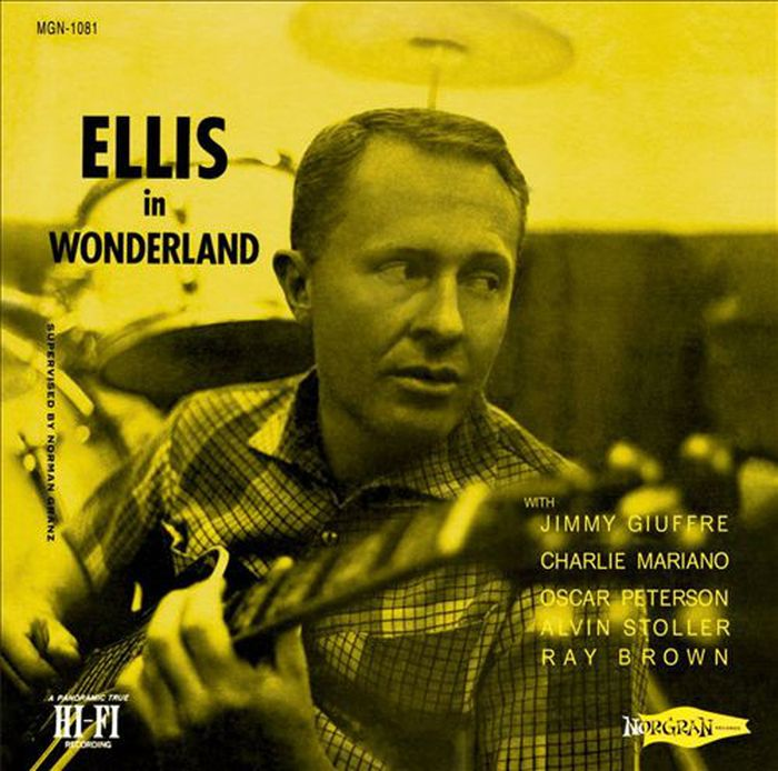 Herb Ellis. Ellis In Wonderland