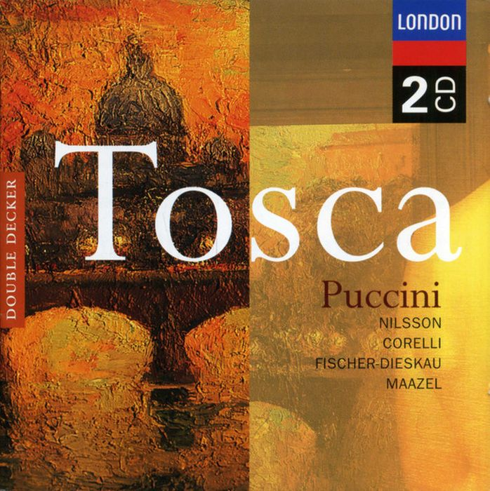 Lorin Maazel. Puccini: Tosca (2 CD) бирджит нильссон birgit nilsson la nilsson 79 cd 2 dvd