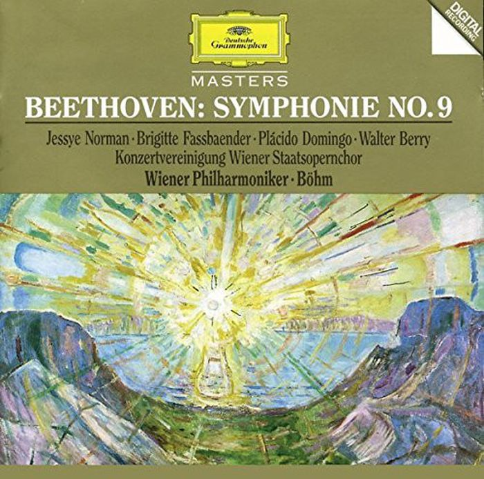 Karl Boehm. Beethoven: Symphony No. 9 Choral beethoven beethoven symphony no 9 choral 2 lp