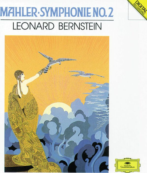 лучшая цена Leonard Bernstein. Mahler: Symphony No.2 (2 CD)