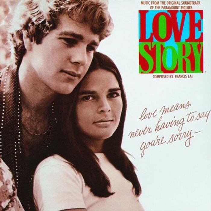 Francis Lai. OST Love Story. Original Motion Picture Soundrack