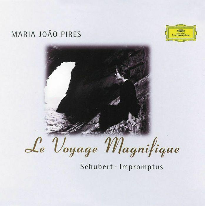 Maria Joao Pires. Maria Joao Pires - Le Voyage Magnifique (2 CD) rdr cd [juniors] le souvenir degypte