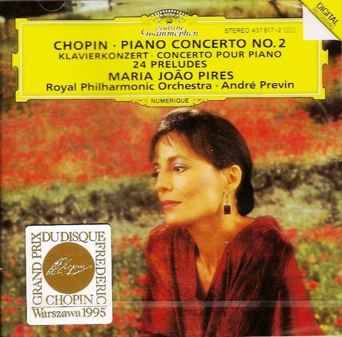 PIRES/RPO/PREVIN. CHOPIN:PIANO CTO.NO.2/PRELUDES