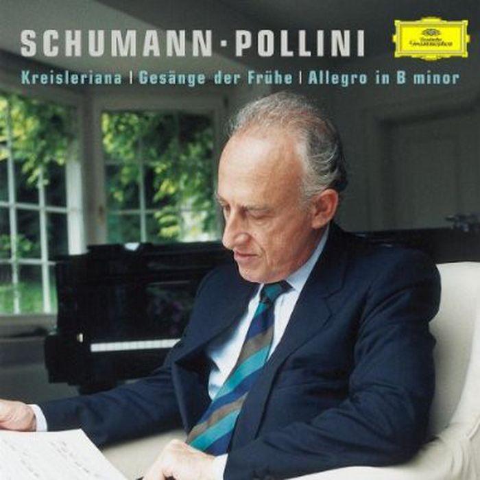 Maurizio Pollini. Schumann: Allegro; Kreisleriana; Gesange Der Fruhe мицуко ючида schumann carnival kreisleriana