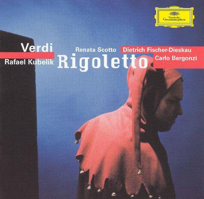 Rafael Kubelik. Verdi: Rigoletto (2 CD) риккардо мути ренато брузон андреа рост роберто аланья роберто габбиани riccardo muti verdi rigoletto 2 cd