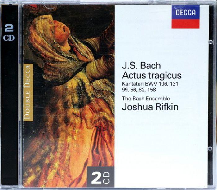 Various Artists. Bach, J.S.: Cantatas BWV 106, 131, 99, 56, 82 & 15 (2 CD)