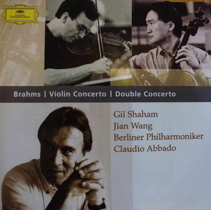 лучшая цена Gil Shaham. Jian Wang. Brahms: Violin Concerto; Double Concerto