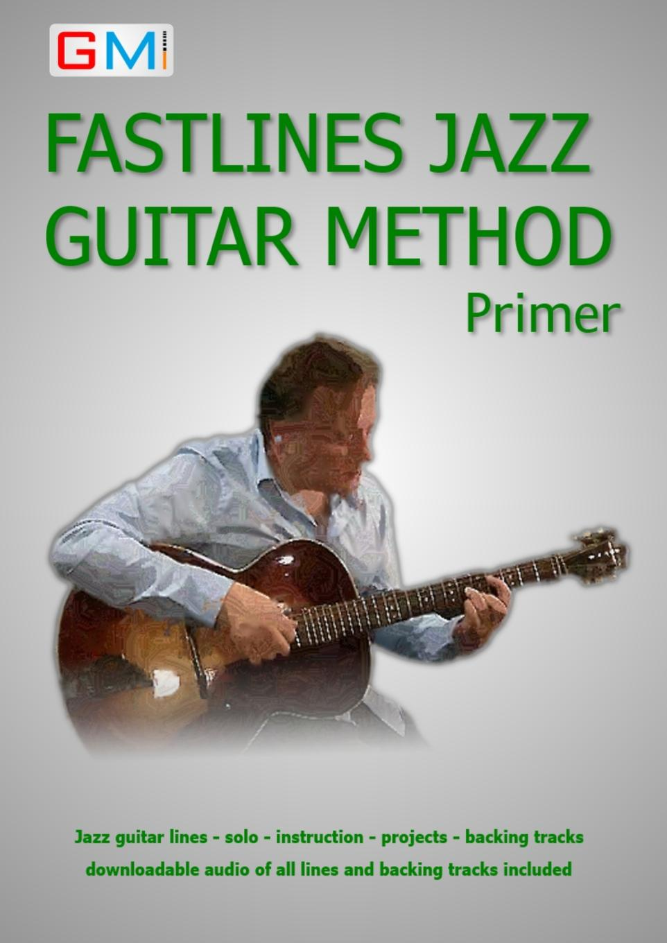 Brockie Ged Fastlines Jazz Guitar Primer. Learn to solo for jazz guitar with Fastlines, the combined book and audio tutor pedal tuner chromatic guitar parts and accessories musical instrument free shipping include battery