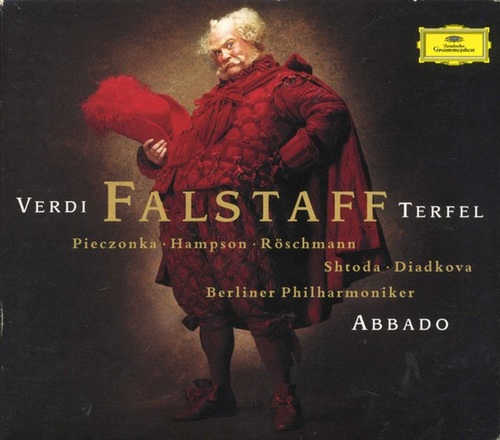 Claudio Abbado. Verdi. Falstaff (2 CD) giuseppe verdi falstaff