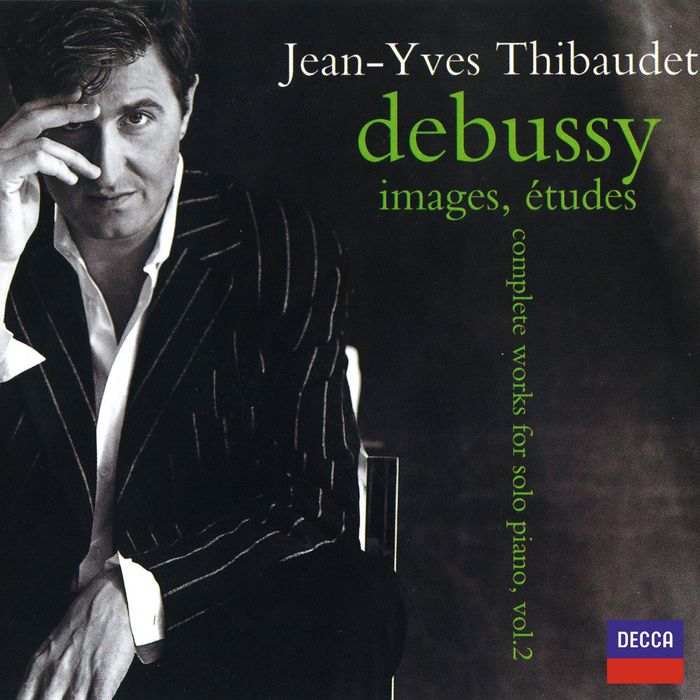 Jean Yves Thibaudet. Debussy: Complete Works for Solo Piano, vol.2 (2 CD) цена и фото