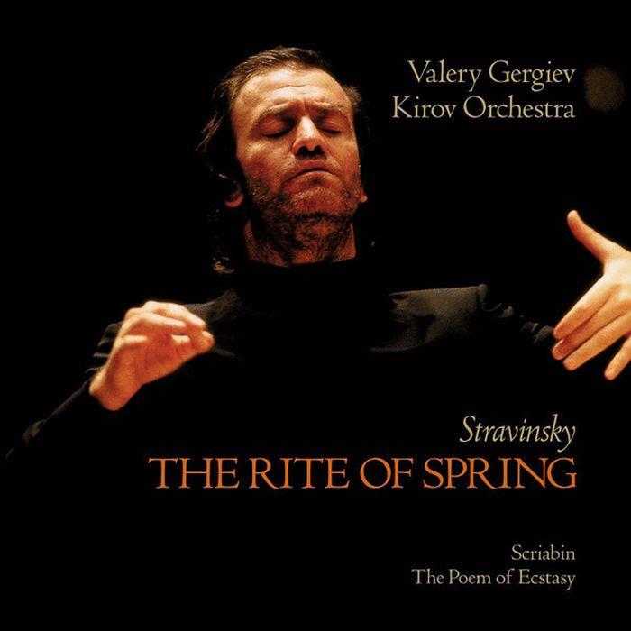 лучшая цена Valery Gergiev. Stravinsky: The Rite of Spring / Scriabin: The Poe