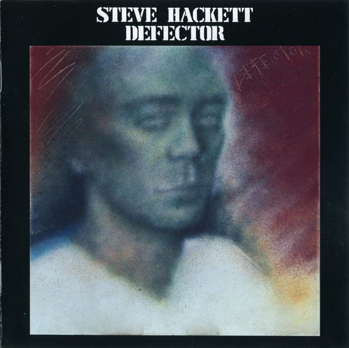 Steve Hackett.  Defector