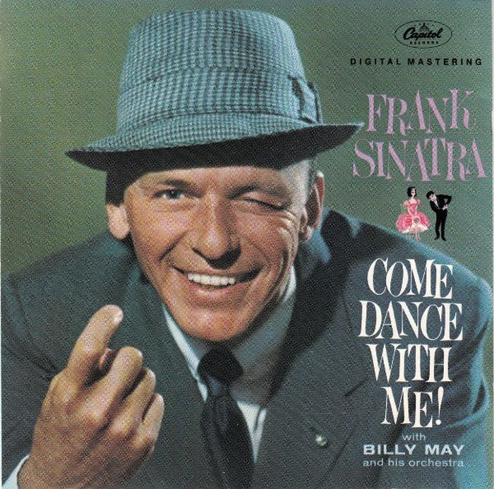 Frank Sinatra. Come Dance With Me цена