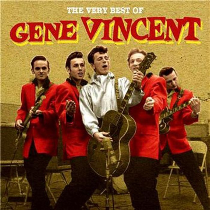 Gene Vincent. The Very Best Of (2CD)