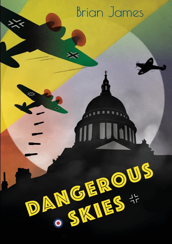 Brian James Dangerous Skies цены