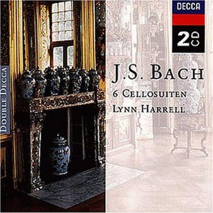 Lynn Harrell. Bach: The Cello Suites