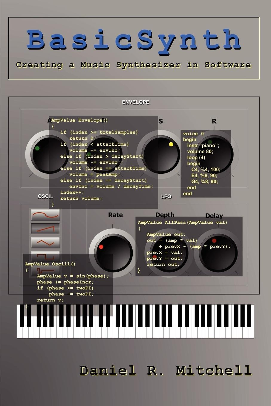 Daniel Mitchell Basicsynth t morley a plain and easy introduction to practical music