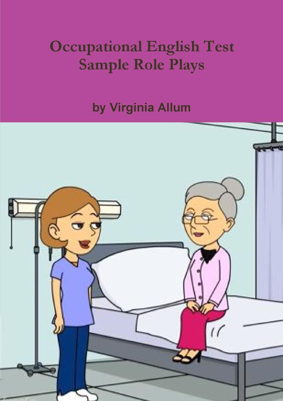 Virginia Allum Occupational English Test Sample Role Plays play
