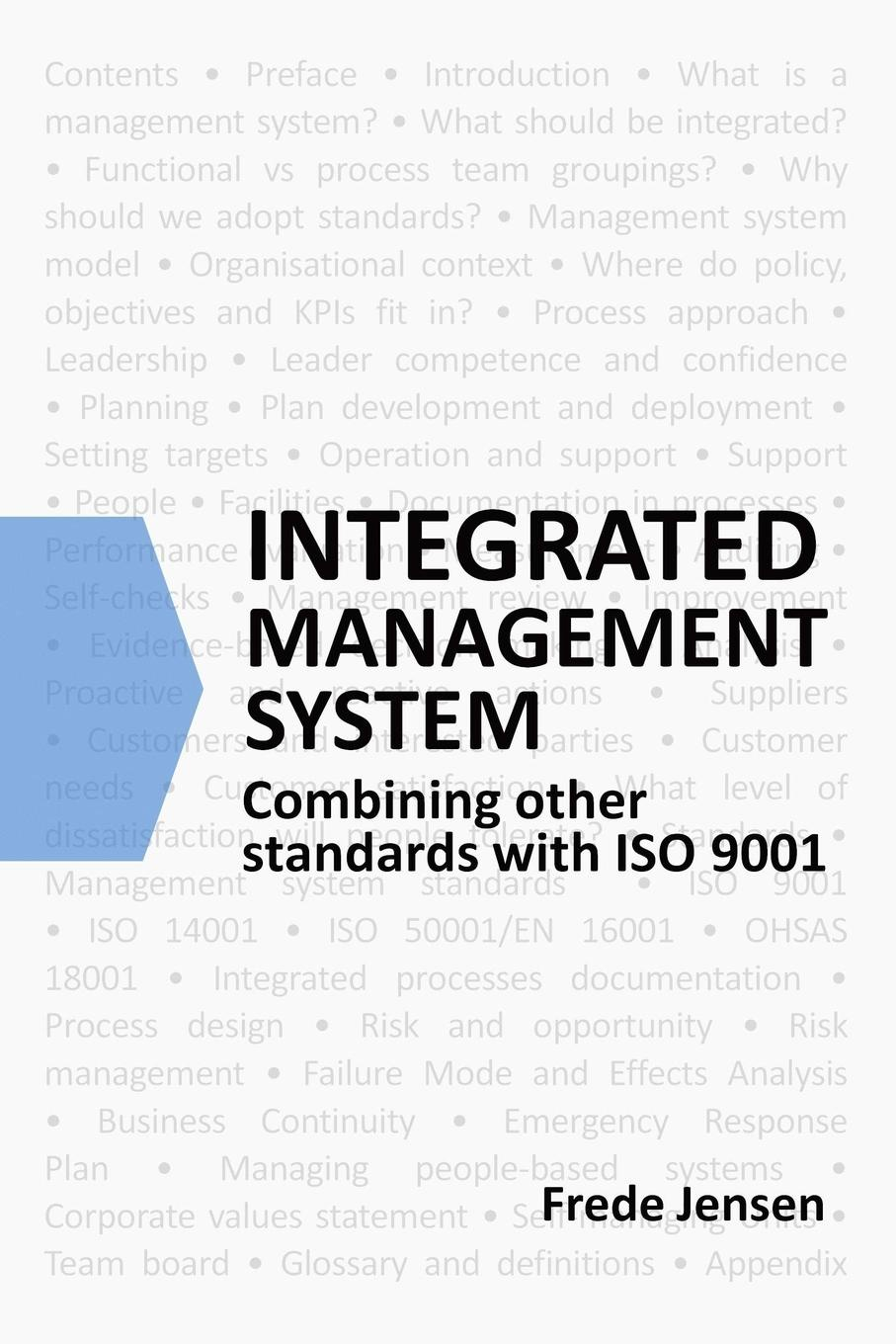 Frede Jensen Integrated Management System. Combining other standards with ISO 9001 недорго, оригинальная цена