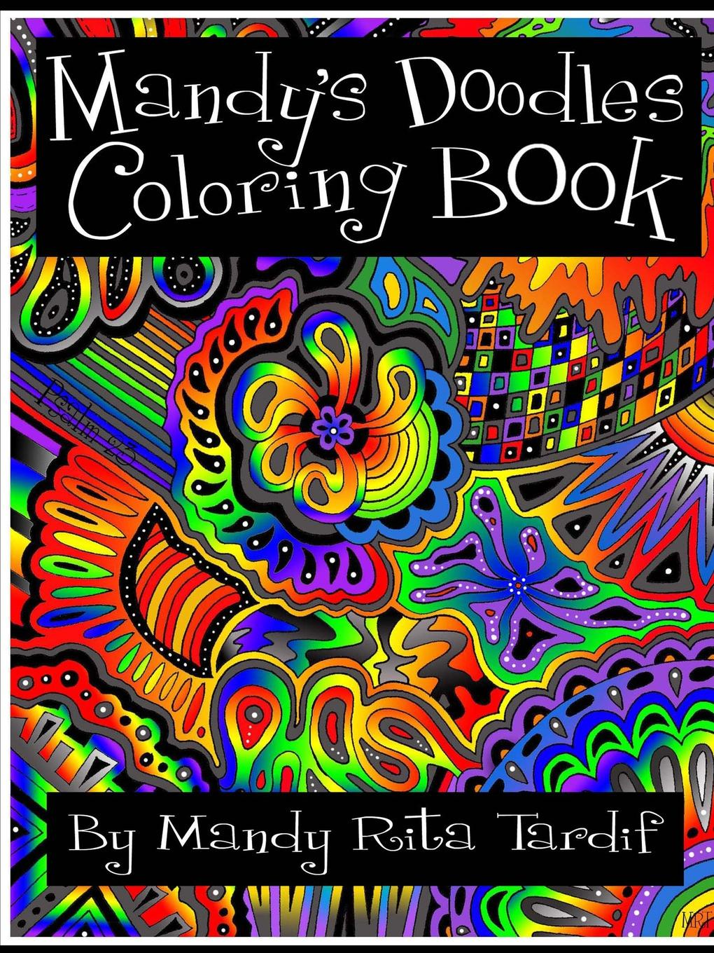 Mandy Rita Tardif Mandy.s Doodles Coloring Book bjarne toft graph edge coloring vizing s theorem and goldberg s conjecture