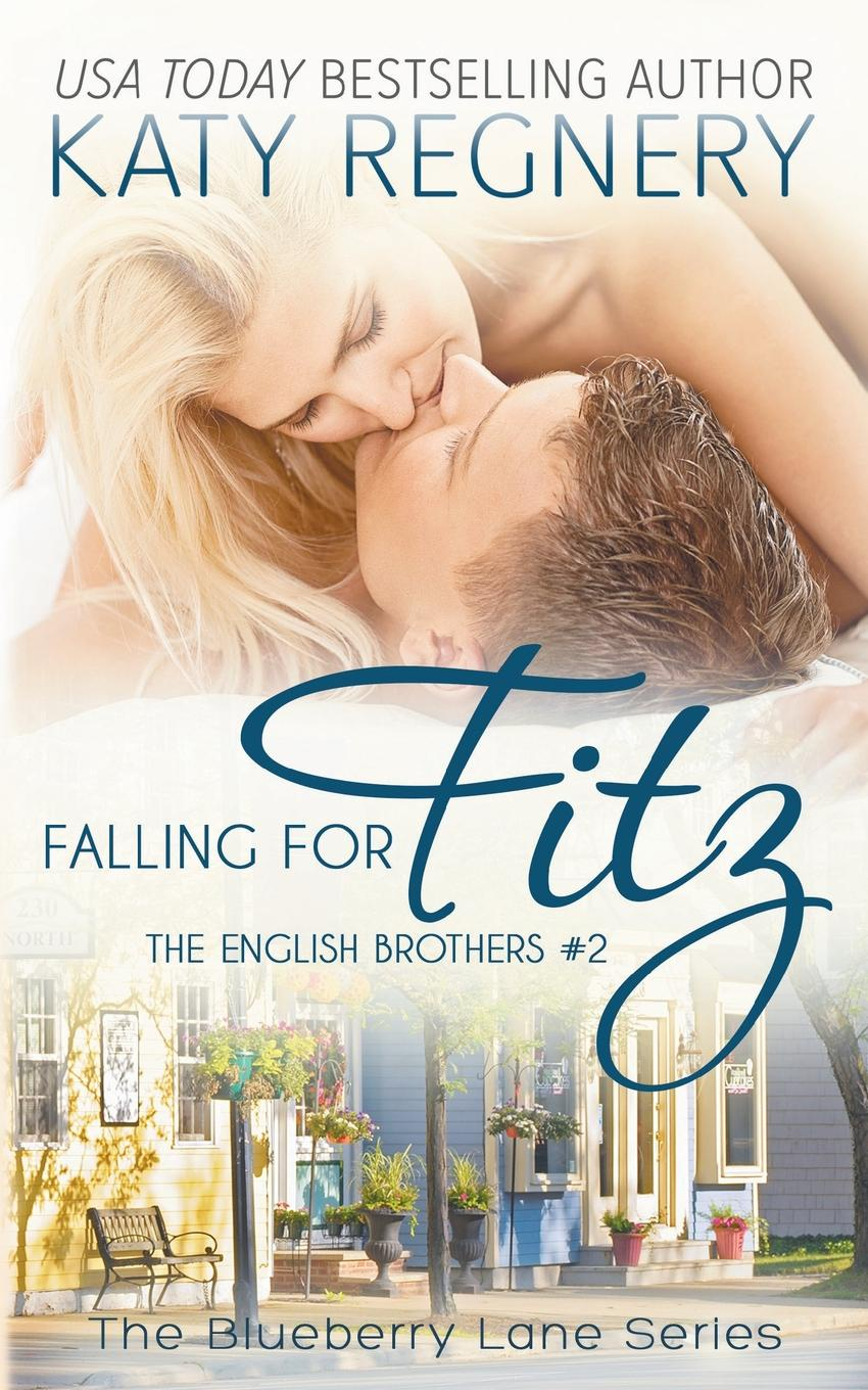 Katy Regnery Falling for Fitz. The English Brothers .2 недорого