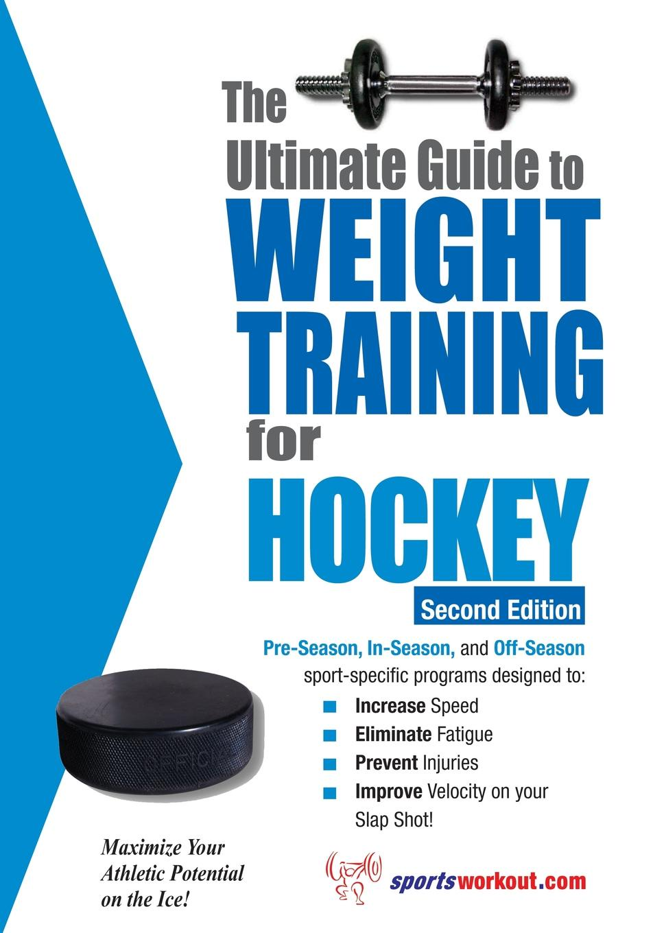 Rob Price The Ultimate Guide to Weight Training for Hockey weight training for martial arts the ultimate guide