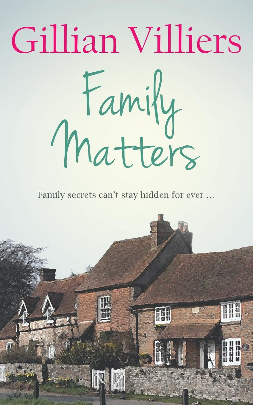 Gillian Villiers Family Matters s magnenat to hope