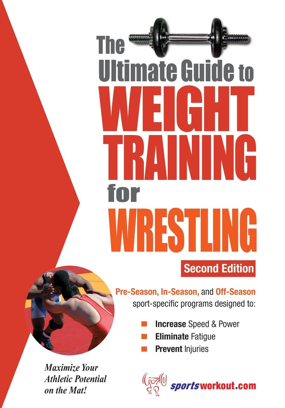 Rob Price The Ultimate Guide to Weight Training for Wrestling weight training for martial arts the ultimate guide