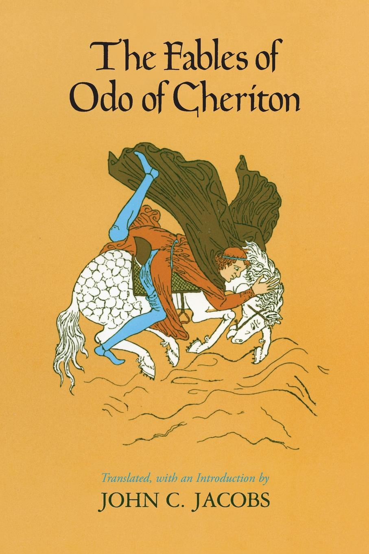 John C Jacobs, Odo Fables of Odo of Cheriton jack of fables vol 4 americana
