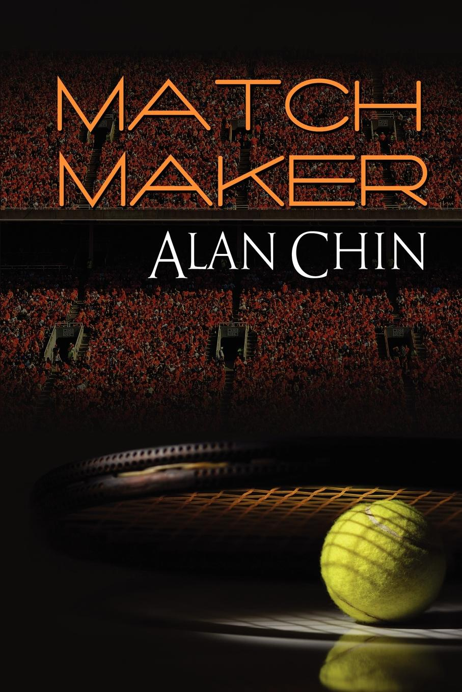 Alan Chin Match Maker patricia thayer jared s texas homecoming