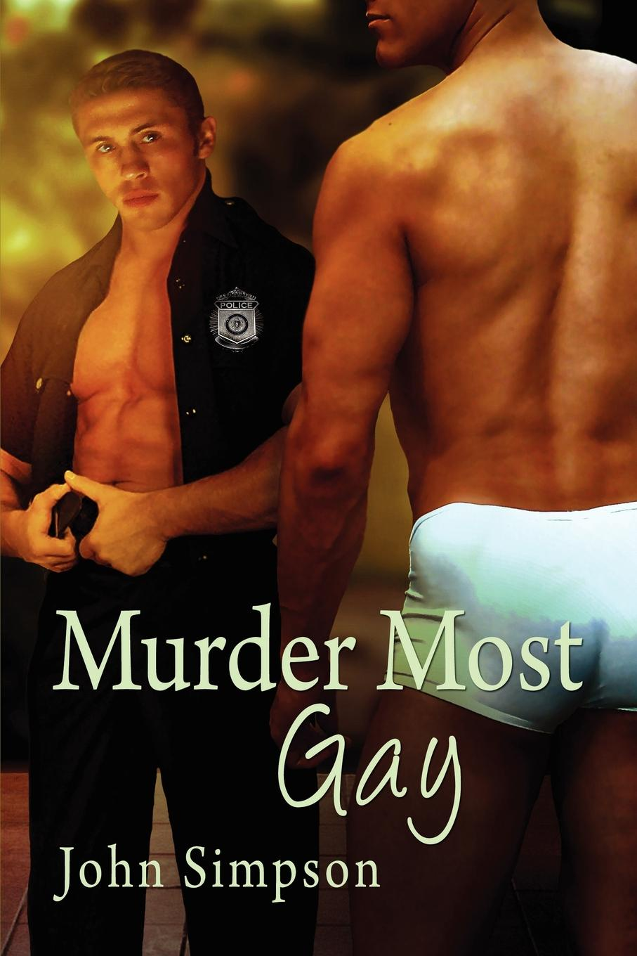 John Simpson Murder Most Gay pat warren the lawman and the lady