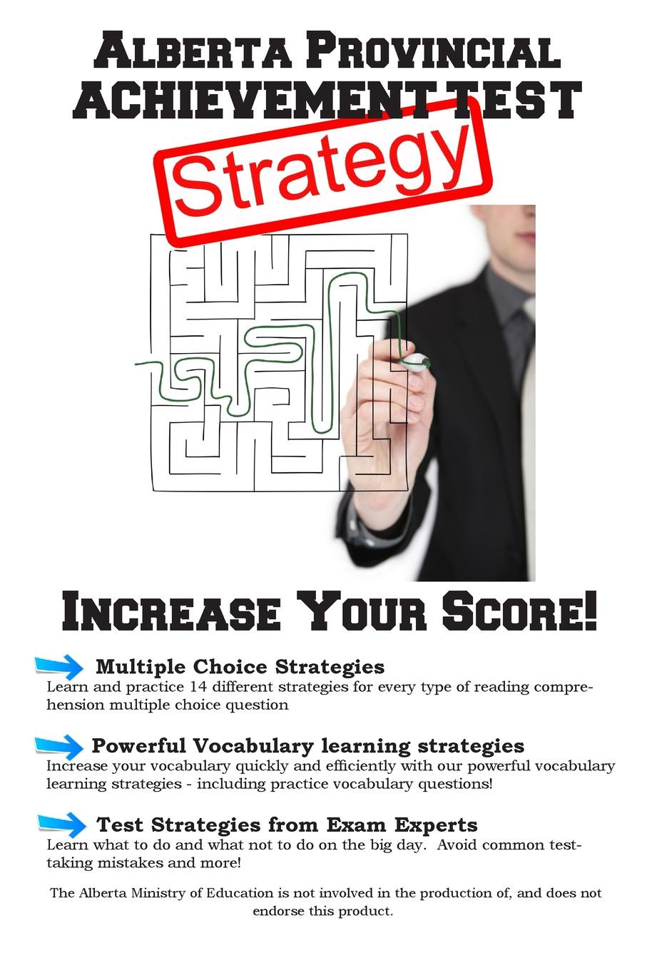 Complete Test Preparation Inc. Alberta Provincial Achievement Test Strategy. Winning Multiple Choice Strategies for the Alberta Provincial Achievement Test marcus alexander strategy for the corporate level where to invest what to cut back and how to grow organisations with multiple divisions